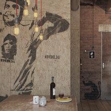 Фотография: Декор в стиле Лофт, Квартира, Дома и квартиры – фото на InMyRoom.ru