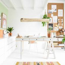 Фото из портфолио Эко-офис – фотографии дизайна интерьеров на InMyRoom.ru