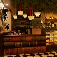 """Фото из портфолио Кофейня """"Alice in Wonderland"""" – фотографии дизайна интерьеров на INMYROOM"""