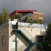 Фотография: Архитектура в стиле , Квартира, Терраса, Дома и квартиры, Лондон, Пентхаус – фото на InMyRoom.ru