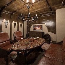 """Фото из портфолио """"Мужская"""" комната – фотографии дизайна интерьеров на INMYROOM"""