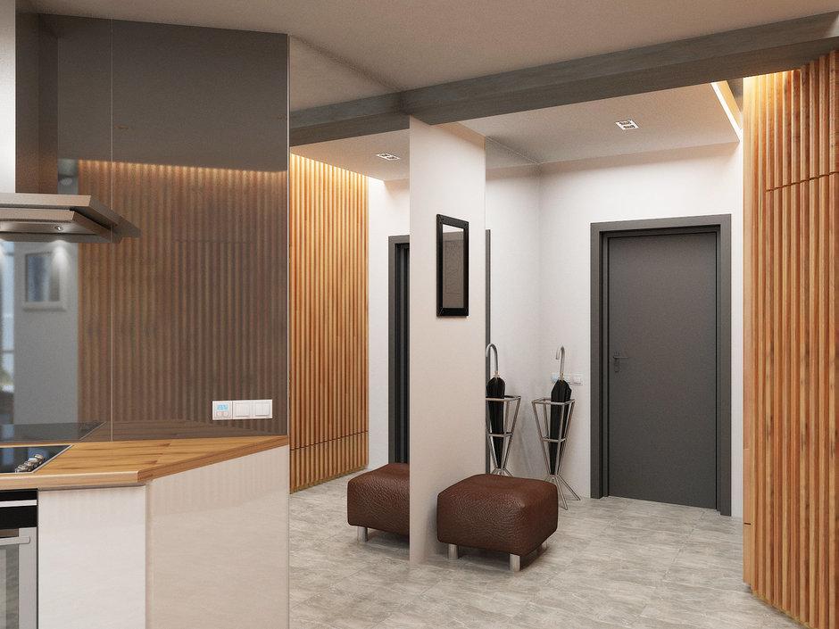 Фотография: Прихожая в стиле Современный, Декор интерьера, Квартира, Globo, Massive, Дома и квартиры, IKEA, Проект недели, Ideal Lux – фото на InMyRoom.ru