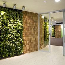 Фото из портфолио Офис ЯНДЕКСА – фотографии дизайна интерьеров на InMyRoom.ru