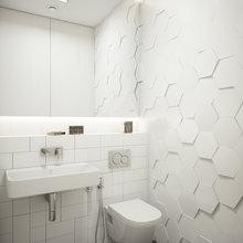 Фотография: Ванная в стиле Минимализм – фото на InMyRoom.ru
