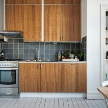 Фото из портфолио Majorsgatan 5 A, Linnéstaden – фотографии дизайна интерьеров на InMyRoom.ru