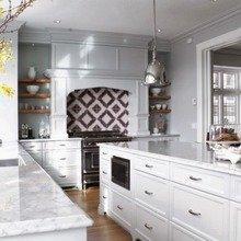 Фотография: Кухня и столовая в стиле Скандинавский, Дом, Дома и квартиры, Перепланировка, Переделка – фото на InMyRoom.ru