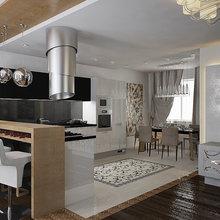 Фото из портфолио кухни – фотографии дизайна интерьеров на InMyRoom.ru