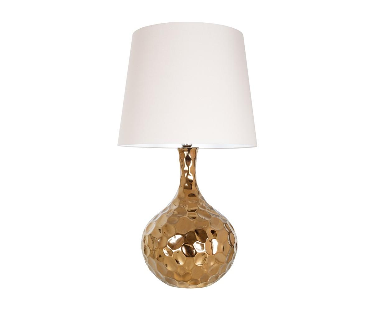 Купить Настольная лампа из керамики бронзового цвета, inmyroom, Португалия