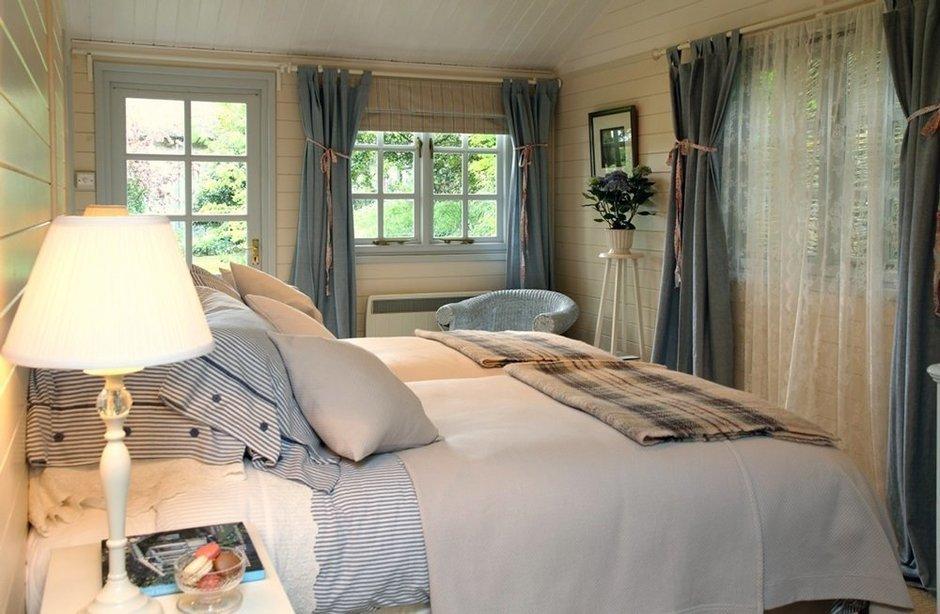 Фотография: Спальня в стиле Прованс и Кантри, Дом, Дома и квартиры, Дача, Шебби-шик – фото на InMyRoom.ru