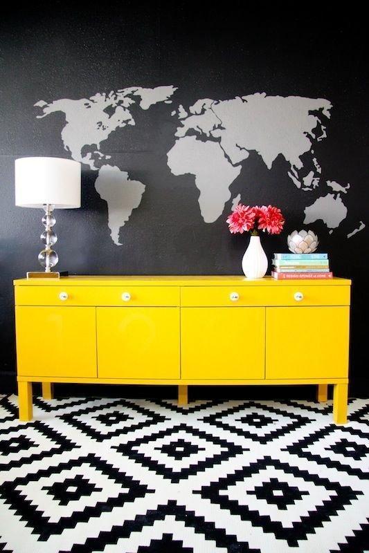 Фотография: Прочее в стиле , Декор интерьера, Дизайн интерьера, Цвет в интерьере, Черный – фото на InMyRoom.ru
