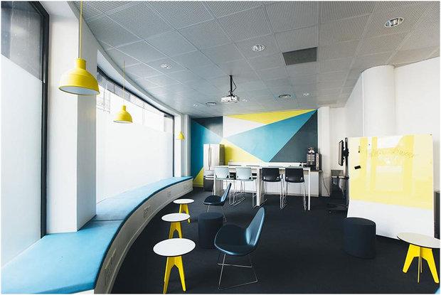 Фотография: Офис в стиле Современный, Советы, SKOL – фото на INMYROOM