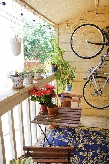 Фотография: Балкон, Терраса в стиле Прованс и Кантри, Стиль жизни, Советы – фото на InMyRoom.ru