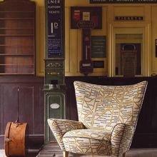 Фото из портфолио коллекция тканей и обоев Art House от фабрики Linwood – фотографии дизайна интерьеров на INMYROOM