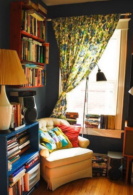 Фотография: Мебель и свет в стиле Прованс и Кантри, Малогабаритная квартира, Квартира – фото на InMyRoom.ru