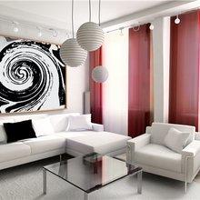 Фотография: Гостиная в стиле Современный, Декор интерьера, Декор дома, Картины, Постеры – фото на InMyRoom.ru