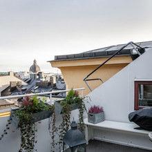 Фото из портфолио Drottninggatan 102A – фотографии дизайна интерьеров на INMYROOM