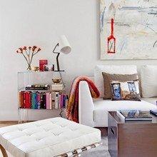 Фотография: Гостиная в стиле Скандинавский, Квартира, Дома и квартиры, Проект недели – фото на InMyRoom.ru