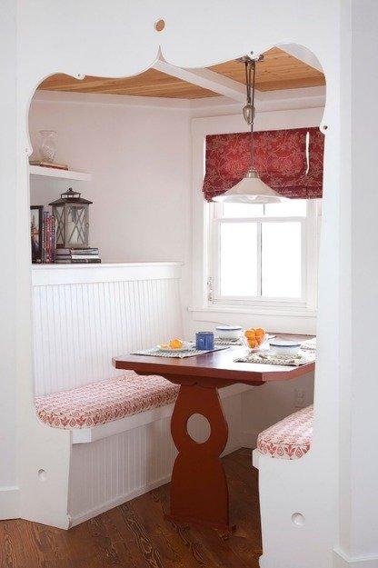 Фотография: Кухня и столовая в стиле Прованс и Кантри, Декор интерьера, Стиль жизни, Советы, Обеденная зона – фото на InMyRoom.ru
