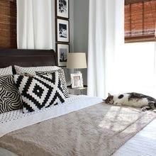 Фотография: Спальня в стиле Скандинавский, Декор интерьера, Квартира, Дом, Декор, Советы – фото на InMyRoom.ru