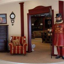 """Фото из портфолио МТК """"Гранд"""" – фотографии дизайна интерьеров на INMYROOM"""