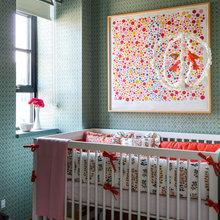 Фотография: Гостиная в стиле Кантри, Современный, Лофт, Эклектика, Декор интерьера, Квартира, Дома и квартиры, Нью-Йорк – фото на InMyRoom.ru