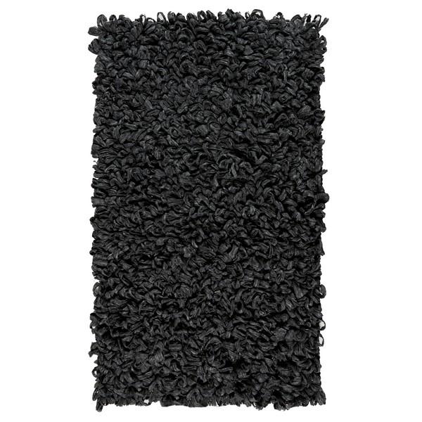 Коврик для ванной Andros черный 60x100см