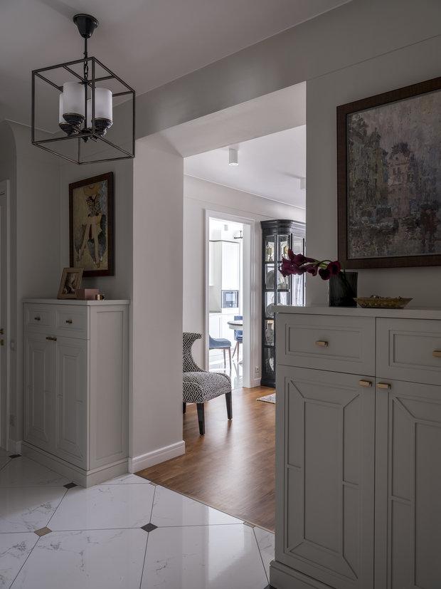 Фото из портфолио Квартира на Большой Академической – фотографии дизайна интерьеров на INMYROOM