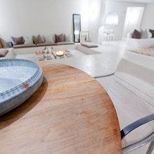 Фотография: Гостиная в стиле Минимализм, Дом, Дома и квартиры – фото на InMyRoom.ru