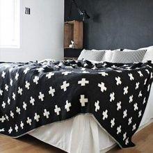 Фото из портфолио Спальни в черно-белом цвете!!! – фотографии дизайна интерьеров на InMyRoom.ru