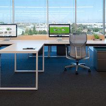 Фотография: Офис в стиле Современный, Декор интерьера, Офисное пространство, Дома и квартиры, Проект недели, Калифорния – фото на InMyRoom.ru