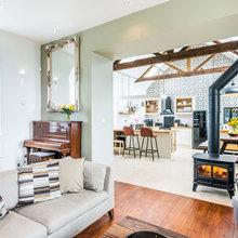 Фото из портфолио Часовня преобразованная в жилой дом в Англии – фотографии дизайна интерьеров на INMYROOM