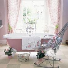 Фотография: Ванная в стиле Кантри, Декор интерьера, Дом, Стиль жизни, Советы, Шебби-шик – фото на InMyRoom.ru