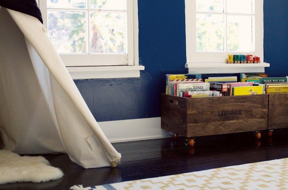 Фотография: Детская в стиле , Дом, Дома и квартиры, IKEA, Калифорния – фото на InMyRoom.ru