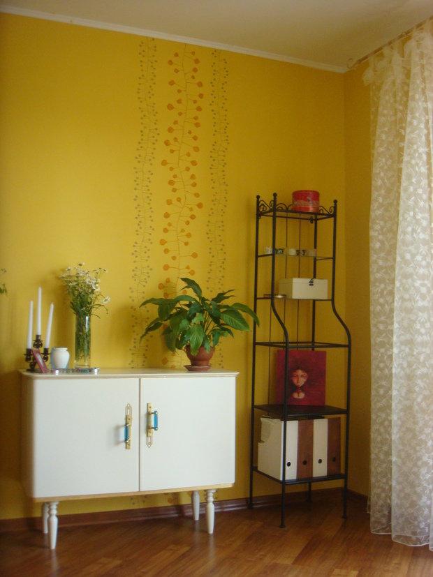 Фотография: Декор в стиле , Декор интерьера, DIY, Цвет в интерьере, Переделка, Бирюзовый – фото на InMyRoom.ru