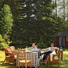 Фотография: Ландшафт в стиле Кантри, Дом, Дома и квартиры, IKEA, Проект недели, Дача – фото на InMyRoom.ru