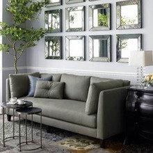Фотография: Гостиная в стиле Восточный, Эклектика, Декор интерьера, Декор дома, Зеркала – фото на InMyRoom.ru