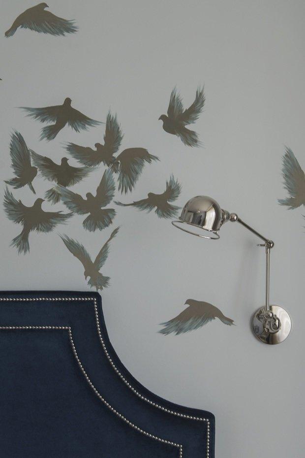 Фото из портфолио Трехкомнатная квартира в Одинцово – фотографии дизайна интерьеров на INMYROOM