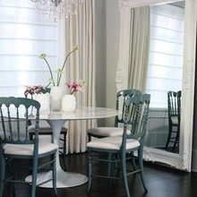 Фотография: Кухня и столовая в стиле Классический, Интерьер комнат, Обеденная зона – фото на InMyRoom.ru