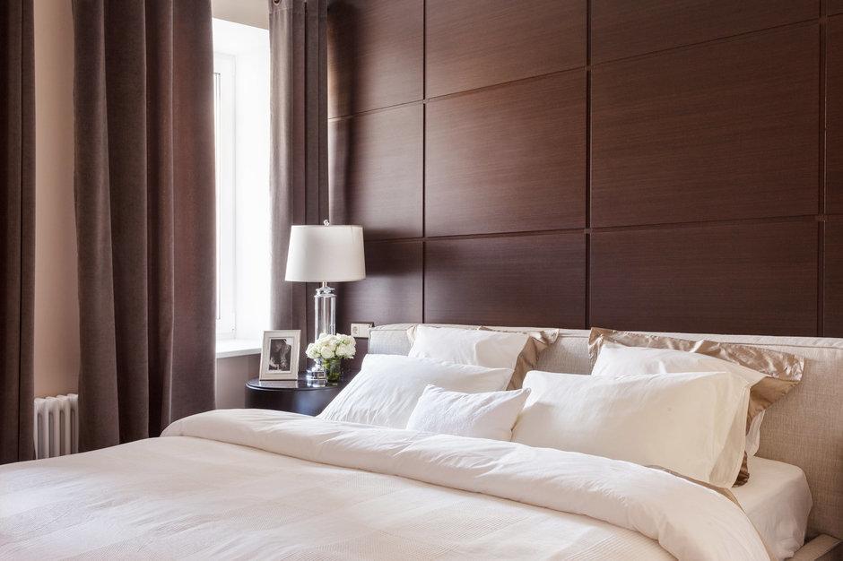 Фотография: Спальня в стиле Современный, Классический, Квартира, Дома и квартиры, IKEA, Проект недели, Дина Салахова – фото на InMyRoom.ru