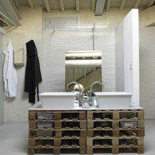 Фотография: Ванная в стиле Кантри, Скандинавский, Декор интерьера, DIY – фото на InMyRoom.ru