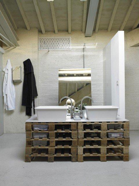 Фотография: Ванная в стиле Прованс и Кантри, Скандинавский, Декор интерьера, DIY – фото на InMyRoom.ru