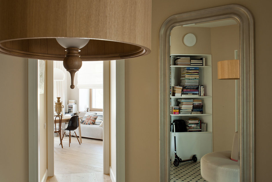 Фотография: Прихожая в стиле Лофт, Эклектика, Квартира, BoConcept, Дома и квартиры, IKEA – фото на InMyRoom.ru