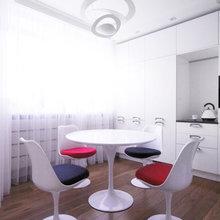 Фото из портфолио Квартира в Балашихе – фотографии дизайна интерьеров на INMYROOM