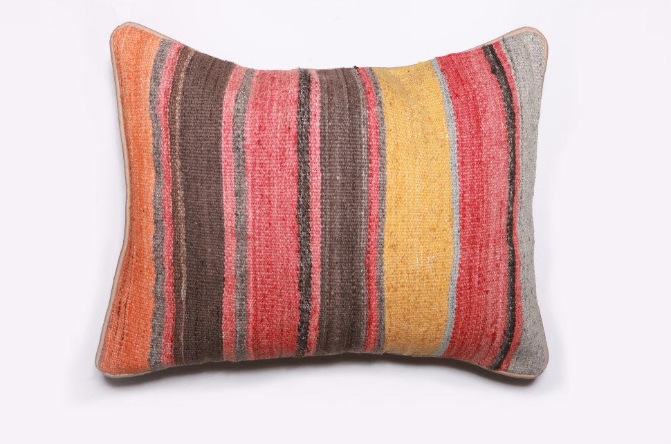 Купить Подушка декоративная из шерсти 45х60, inmyroom, Турция