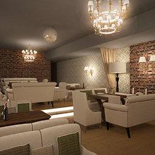 Фото из портфолио Ресторан – фотографии дизайна интерьеров на INMYROOM