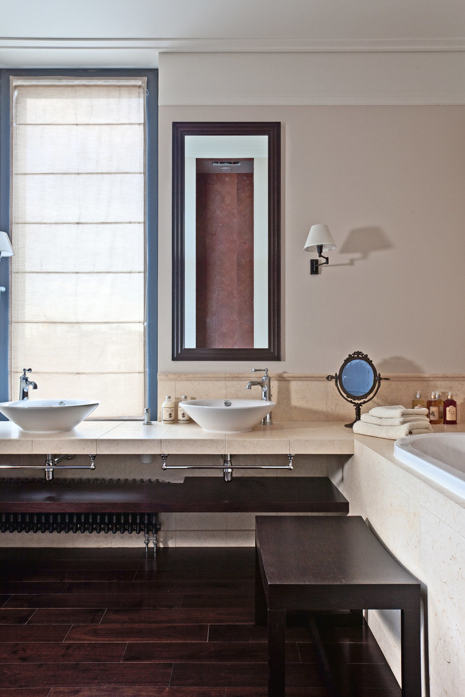 Фотография: Ванная в стиле Современный, Дом, Дома и квартиры – фото на InMyRoom.ru