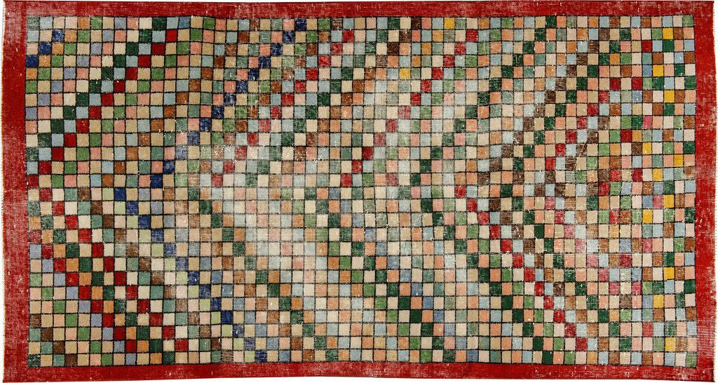 Ковер Art Deco 221x116, inmyroom, Иран  - Купить