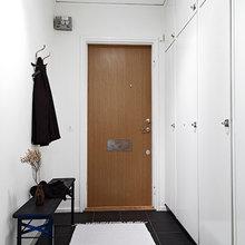Фотография: Прихожая в стиле Скандинавский, Современный, Декор интерьера, Малогабаритная квартира, Квартира, Швеция, Дома и квартиры – фото на InMyRoom.ru