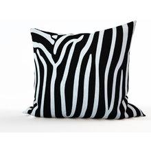Декоративная подушка: Джунгли в городе