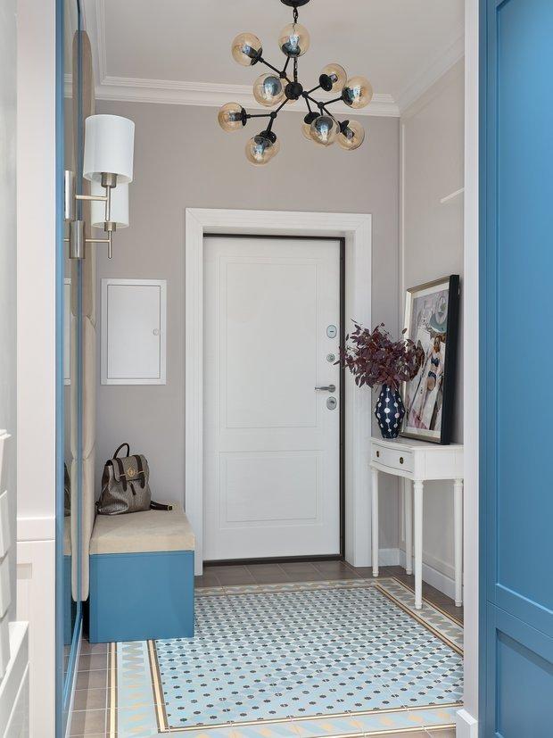 Фото из портфолио ФОТО квартира для семьи – фотографии дизайна интерьеров на INMYROOM